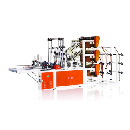 Automatic High-Speed Bottom Sealing Cutting Machine (TRIPLE LAYER)