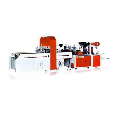 Fully Automatic Electronic High Speed T-Shirt Bag Sealing and Cutting Machine