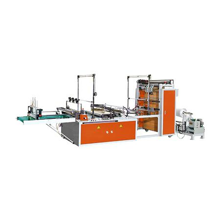 Fully Automatic Plain & Garment Bags Sealing and Cutting Machine
