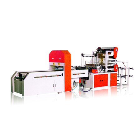Fully Automatic Electronic High-Speed T-Shirt Bag Bottom Sealing Cutting Machine