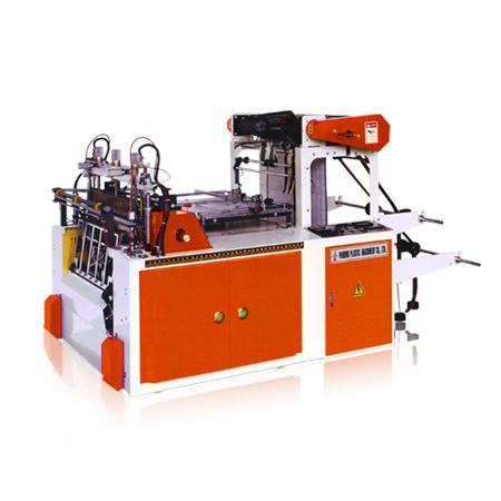Automatic Electronic High Speed T-Shirt Type Bag Making Machine